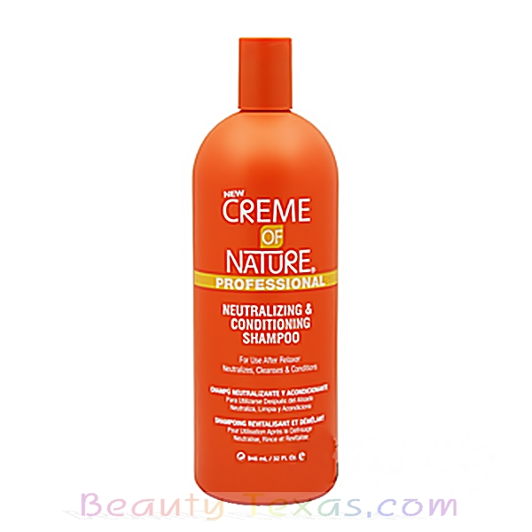 Creme of Nature Professional Neutralizing & Conditioning Shampoo 32oz