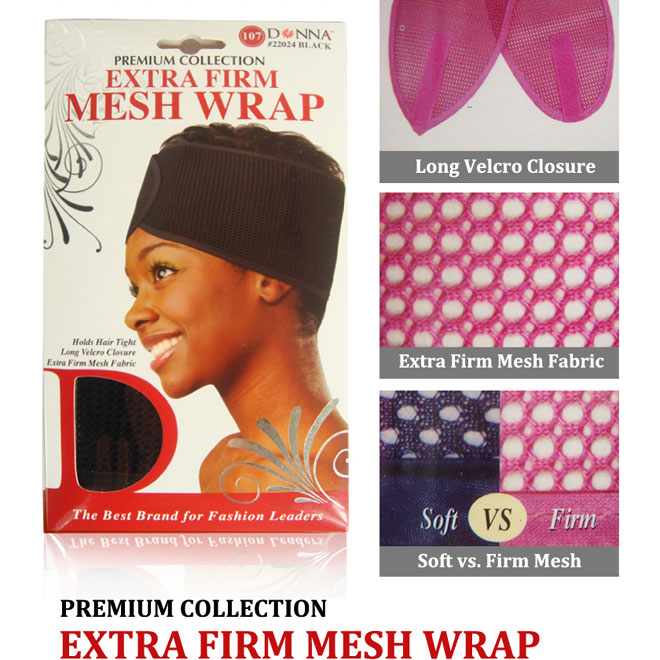 Donna Extra Firm Mesh Wrap #22024