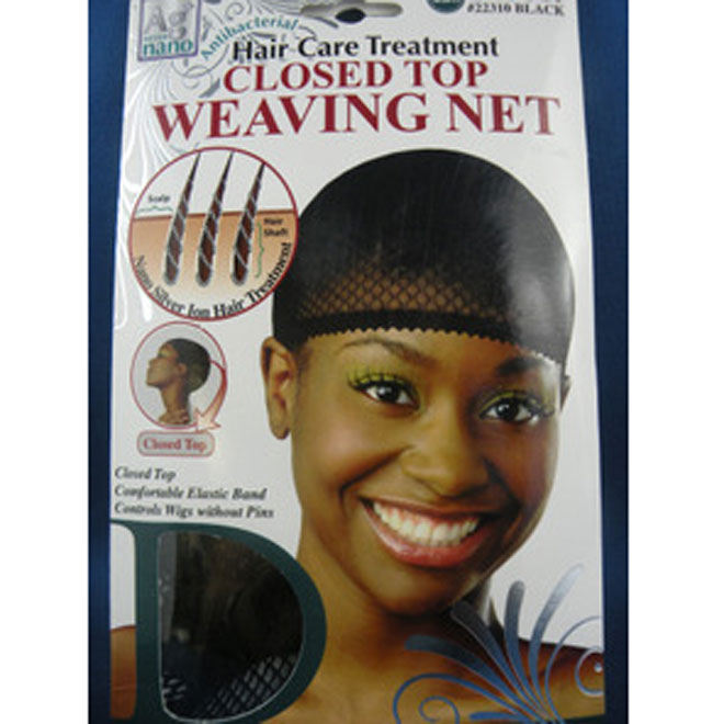 Donna Hair Care Treatment Closed Top Weaving Net #22310