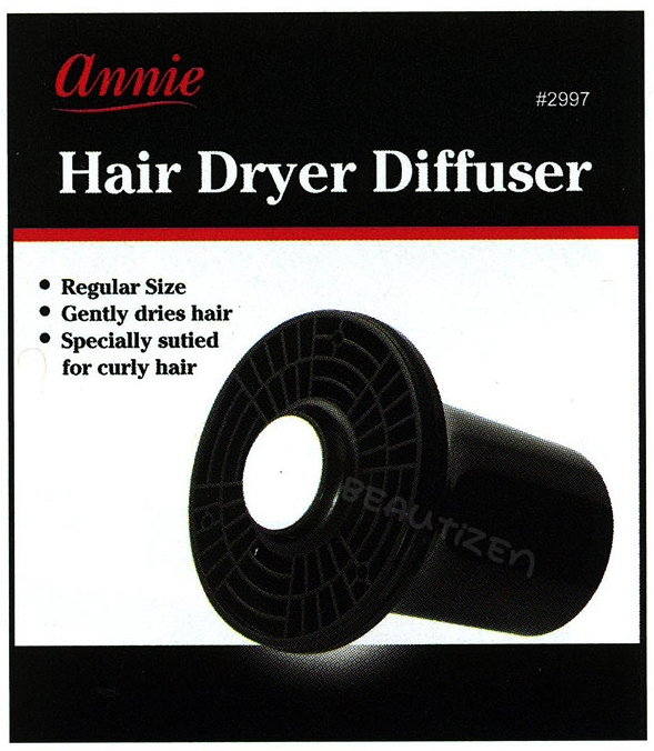 Annie Hair Dryer Diffuser #2997