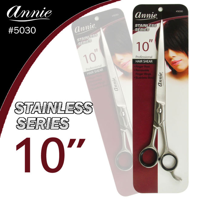 "Annie Professional Hair Shear 10"" #5030"