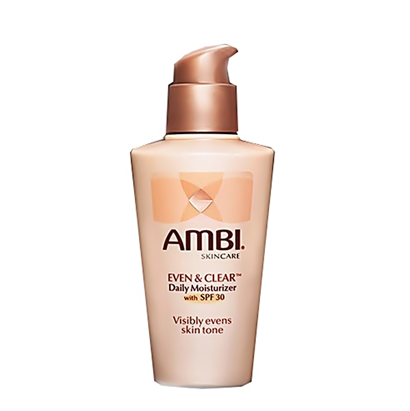 Ambi Even & Clear Daily Moisturizer SPF30 3oz