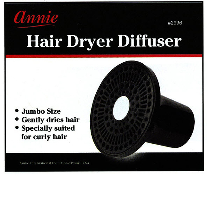 Annie Hair Dryer Diffuser #2996