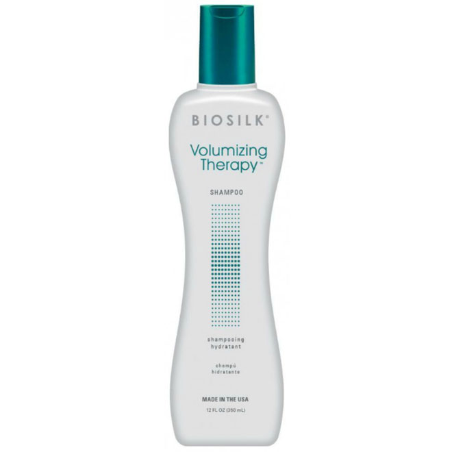 Biosilk Volumizing Therapy Shampoo 12 fl oz