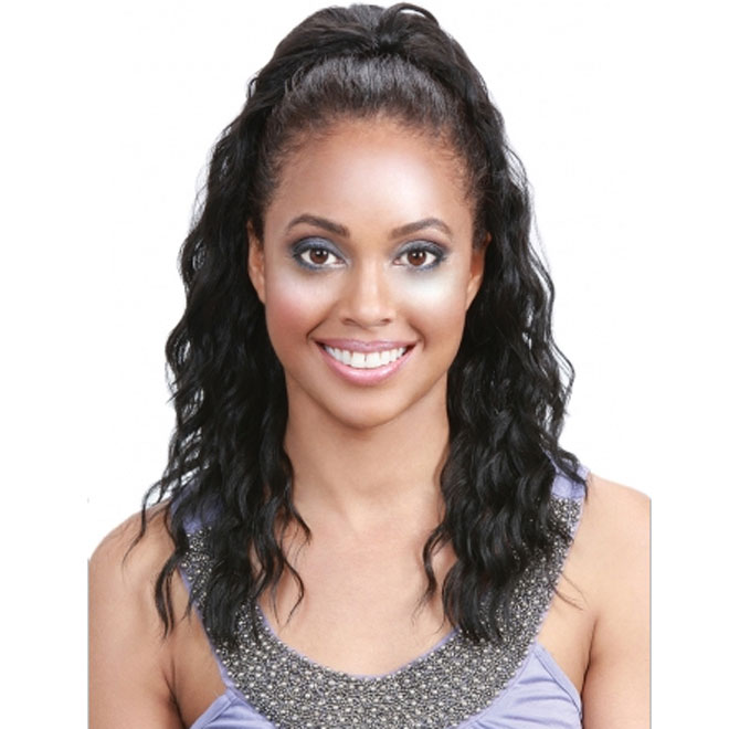 Bobbi Boss Speedy Up Do Ponytail-GLAM DIVA 17""
