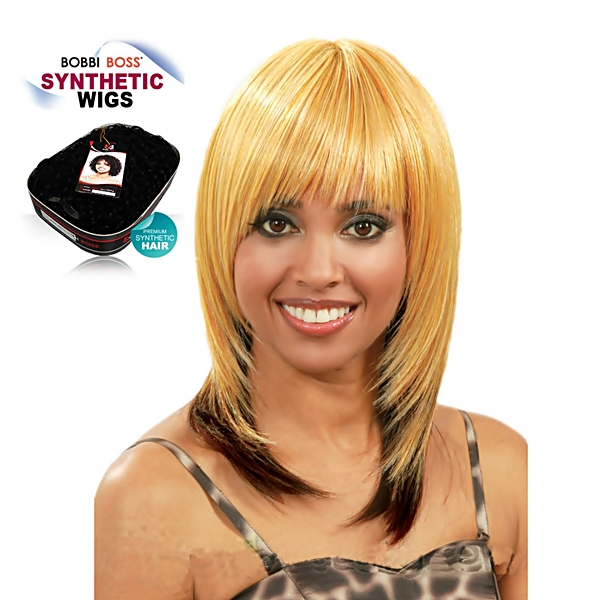 Bobbi Boss Premium Synthetic Wig- M182 LATOYA