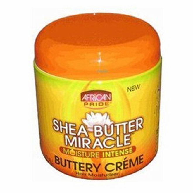 African Pride Buttery Creme 6oz
