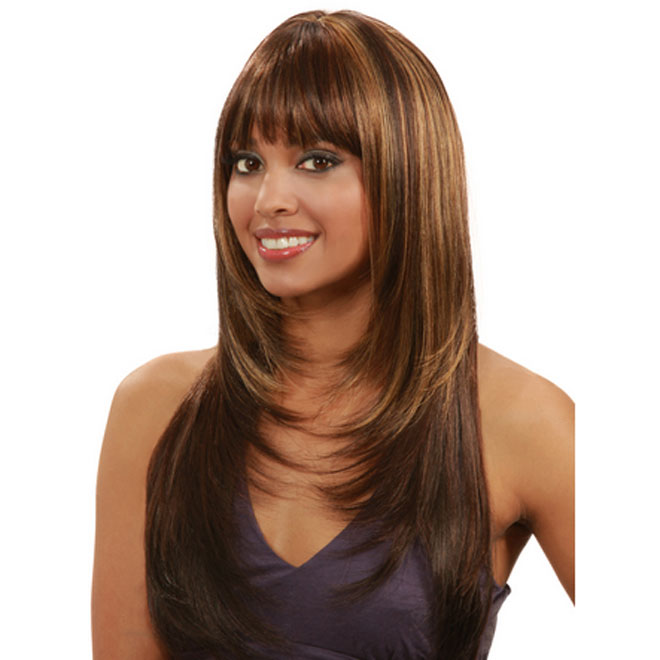 Bobbi Boss Half Wig- CAPELLA