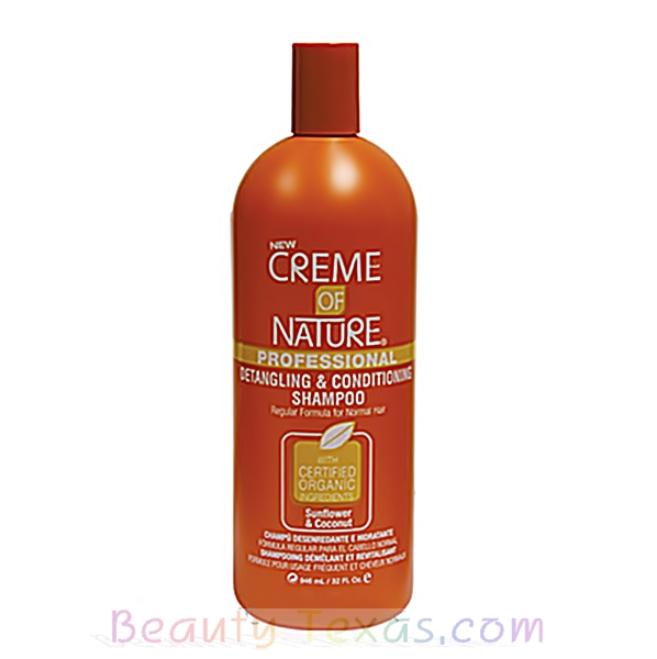 Creme of Nature Professional Detangling & Conditioning Shampoo 32oz