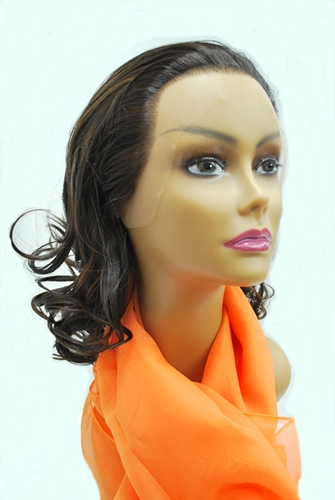 A Plus Ozone Synthetic Lace Front Wig - LACE-004NW