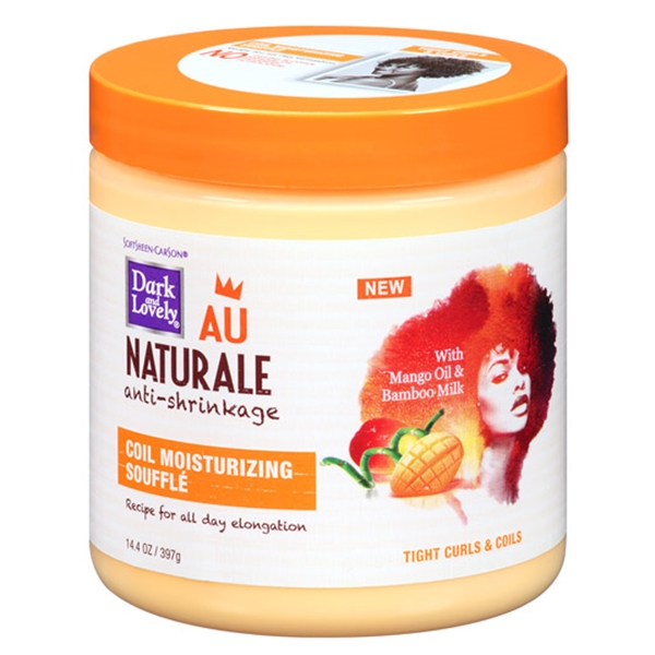 Dark and lovely Naturale COIL MOISTURIZING SOUFFLE 14.4oz