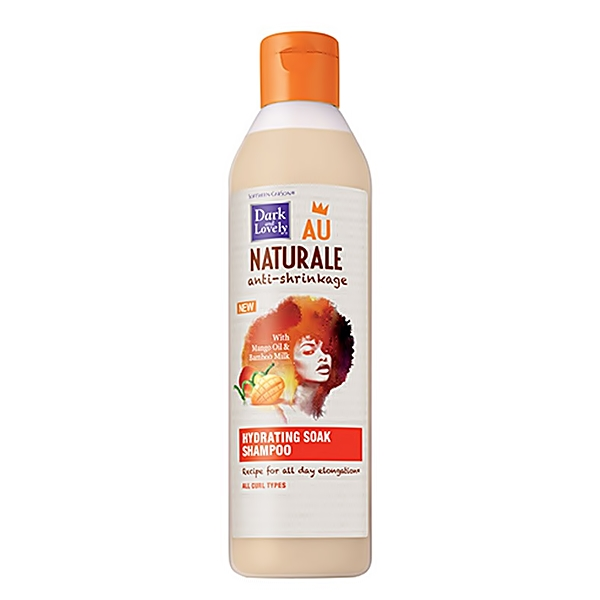 Dark and lovely Naturale HYDRATING SOAK SHAMPOO 13.5oz