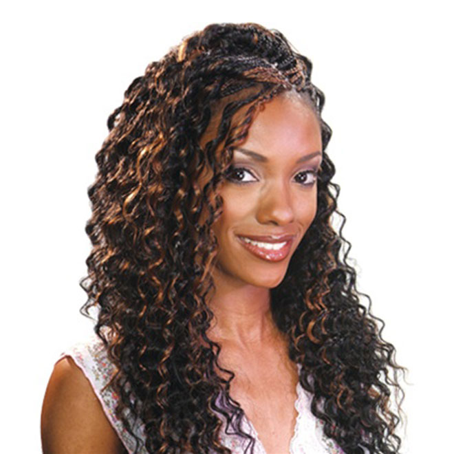 Freetress Bulk Synthetic Braid - DEEP TWIST BULK