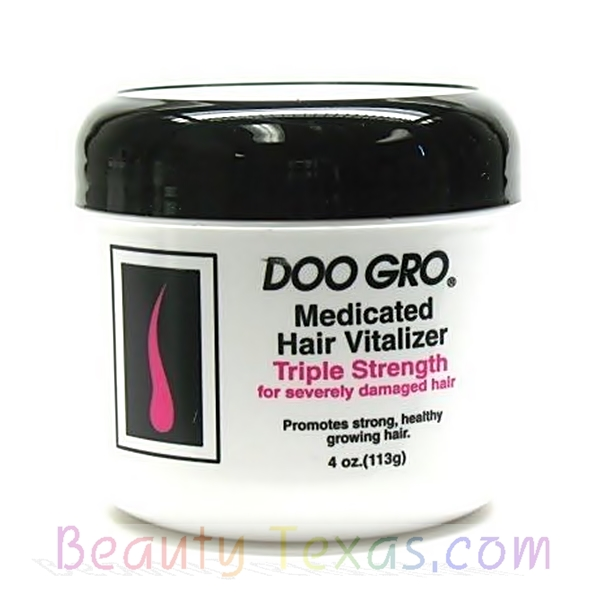 Doo Gro Medicated hair Vitalizer Triple Strength 4oz