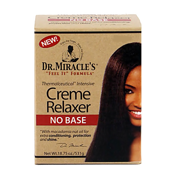 Dr.Miracle's Creme Relaxer no base 18.75oz