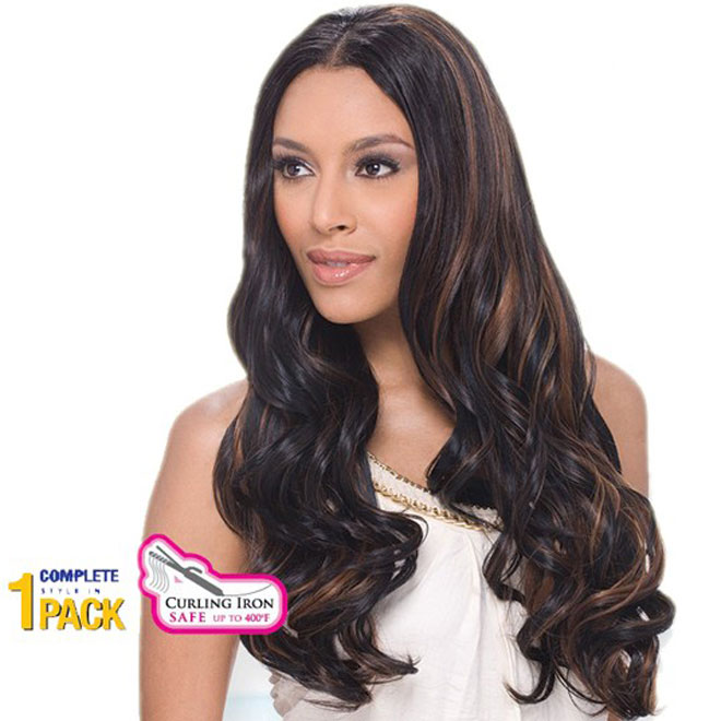 Milky Way Equal Double Weave Sway Curl 4pcs