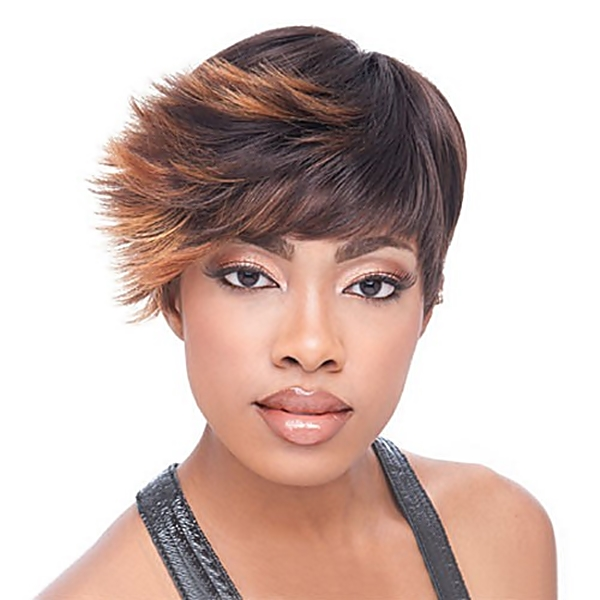 Sensationnel Totally Instant Weave Synthetic Wig - HZ A044