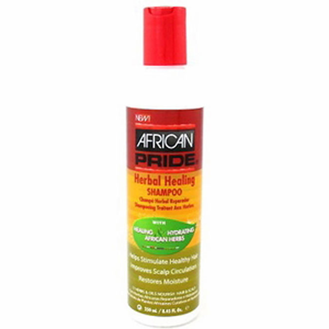 African Pride Herbal Heal Leave-In Conditioner 8.45 oz