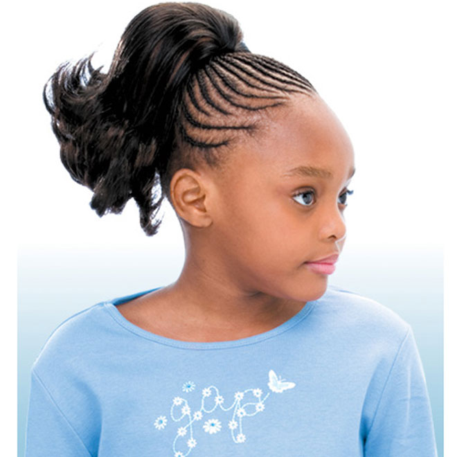 Freetress Synthetic Kids Ponytail - JACKIE 8""