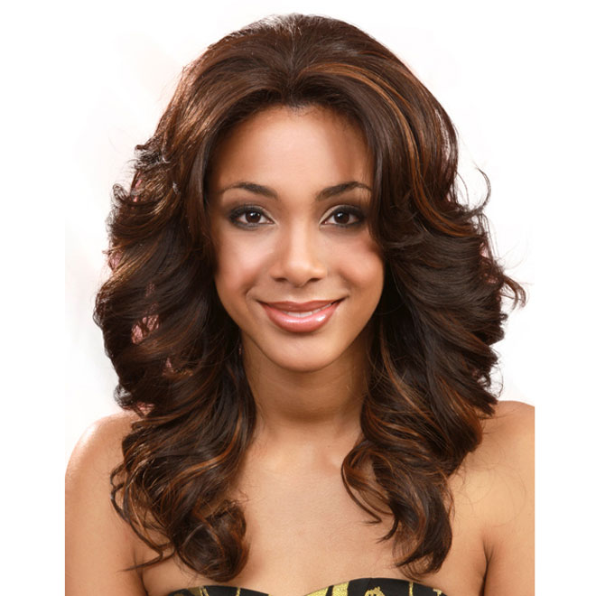 Bobbi Boss Lace Front Wig - MLF-14S Pearl Short