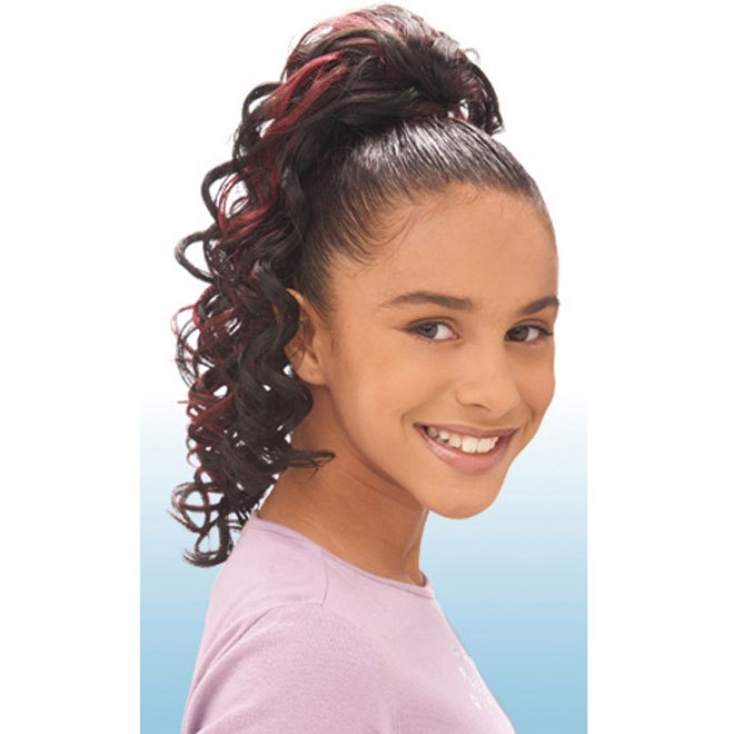Freetress Synthetic Kids Ponytail - MINNESOTA GIRL