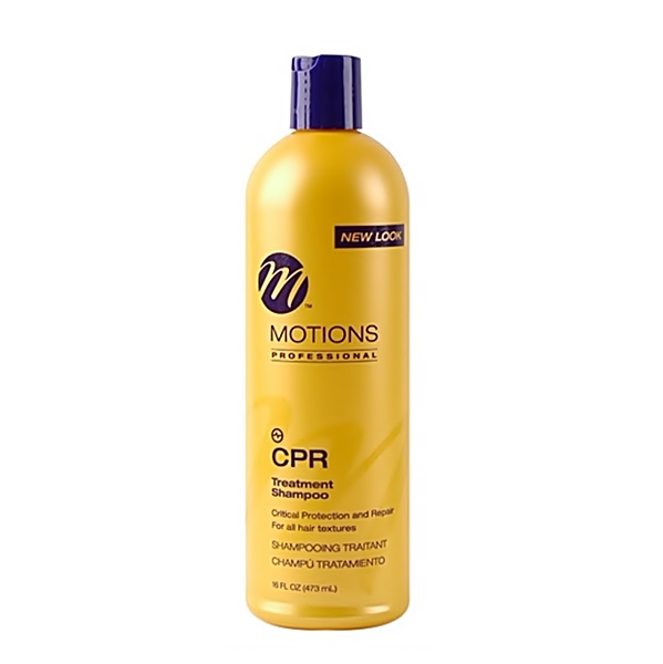 Motions Professional CPR Treatment Shampoo 16oz