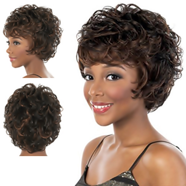 Motown tress Synthetic wig -GLAM OL10""