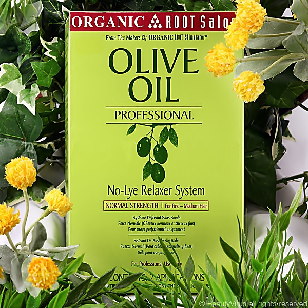 ORS Olive oil Professional No-Lye Relaxer System