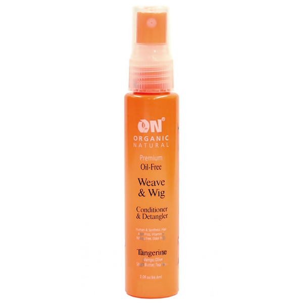 Next Image On Organic Natural CONDITIONER and DETANGLER(Tangerine) 8oz