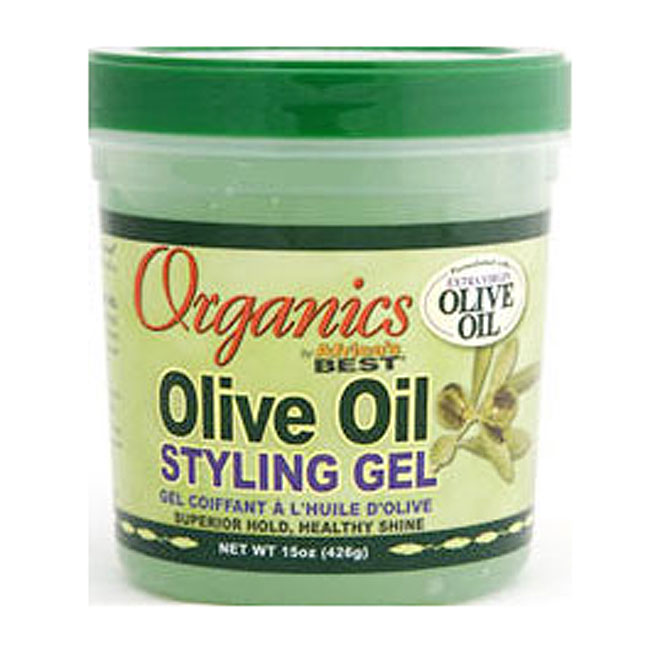 Africa's Best Organic Olive Oil Styling Gel 15 oz