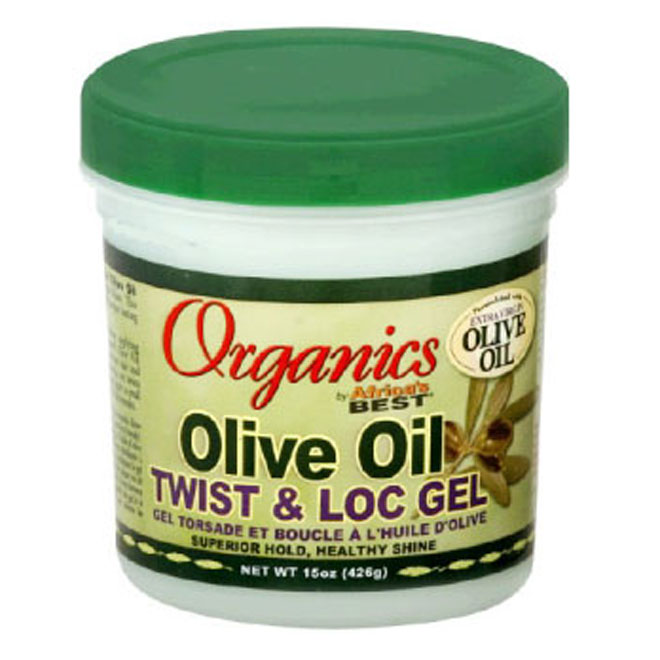 Africa's Best Organic Olive Oil Twist & Lock 15 oz