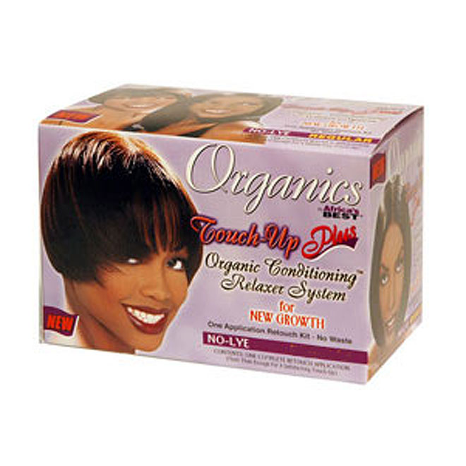 Africa's Best Organics Touch-Up Organic Conditioning Relaxer System