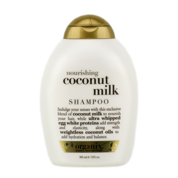 Organix Nourishing COCONUT MILK SHAMPOO 13oz