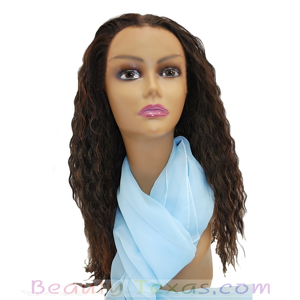 A Plus Ozone Synthetic Lace Front Wig - LACE-012