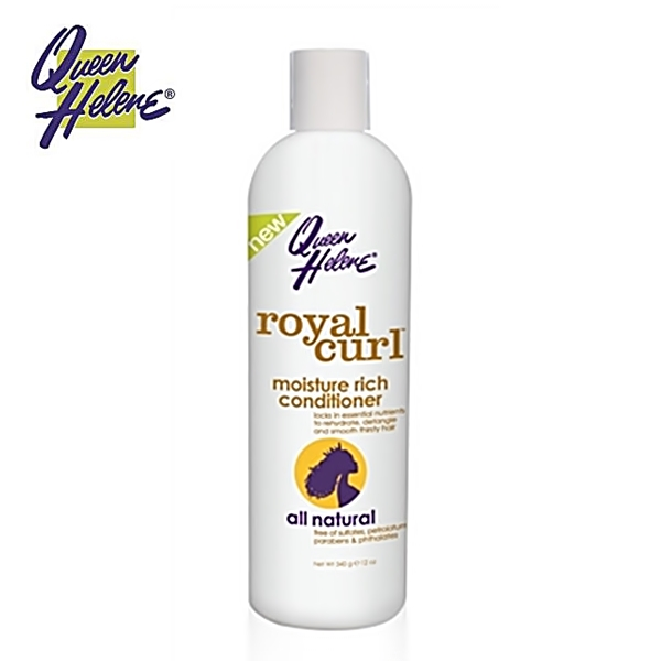 Queen Helene naturals Royal Curl Moisture rich Conditioner 12oz