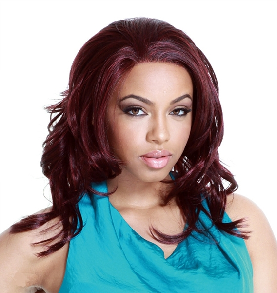 R&B Lace Front WIG-AMBER