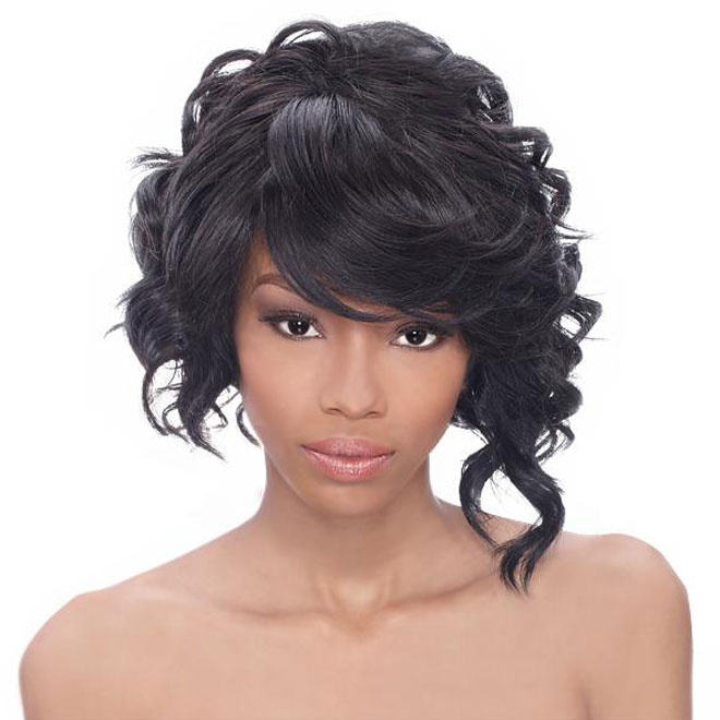 Outre Lace Front Wig-SHORTY