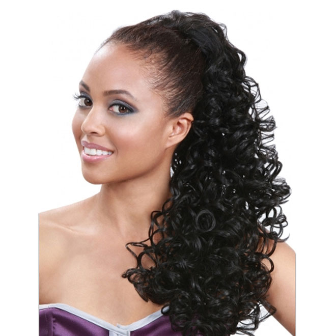 Bobbi Boss Speedy Up Do Ponytail-SWEETHEART 26 ""