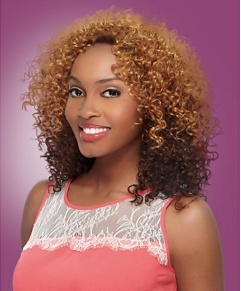 Sensationnel Instant Weave Synthetic Half Wig - MILAN