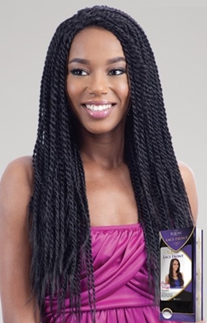 EQUAL LACE FRONT WIG - HOT SINGLE TWIST