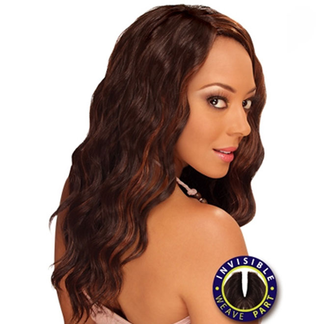 Zury DIOS Wave Invisible Part Weave EGYPTIAN WAVE 16""