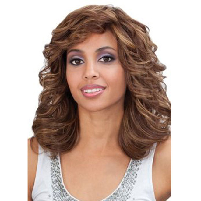 Human Blend Hair Wig Milkyway Outre Remy