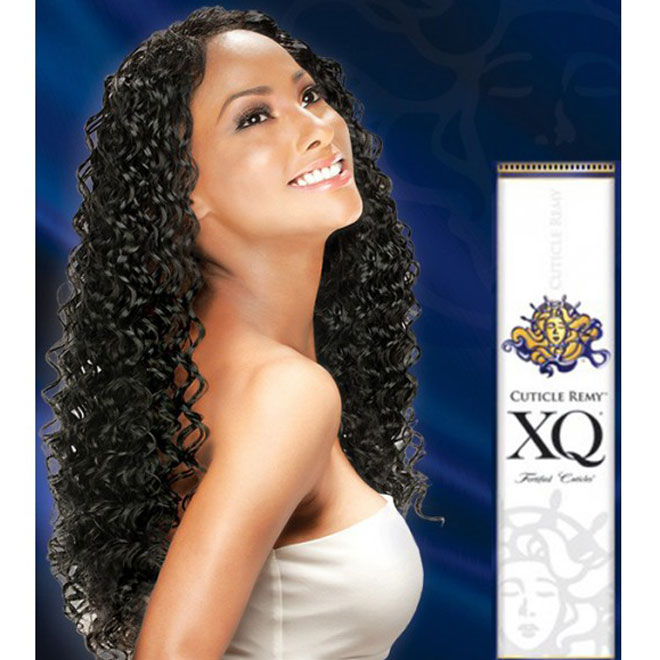 Shake-N-Go Cuticle Remy XQ CHELSEA DEEP WAVE
