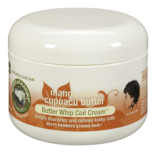 ... -carson FEATHER WHIPPED CURL CREAM(Mango oil & Cupuacu Butter