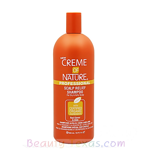 Creme of Nature Professional Scalp Relief Shampoo 32oz