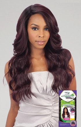 EQUAL LACE FRONT BRAZILIAN NATURAL WIG - DANITY