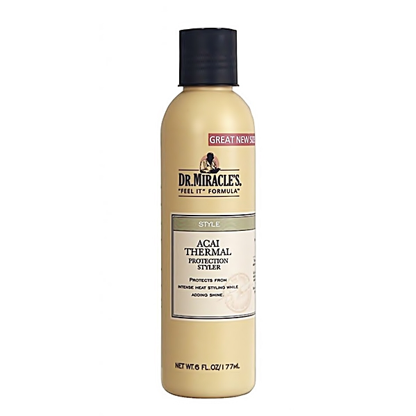Dr.Miracle's Acai Thermal Protection Styler 6oz