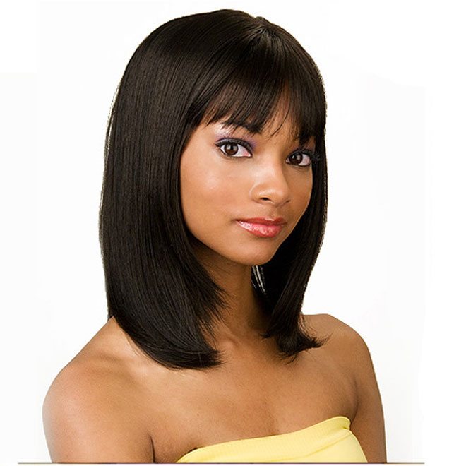 JUNEE FASHION Human Hair Wig - H JACKIE