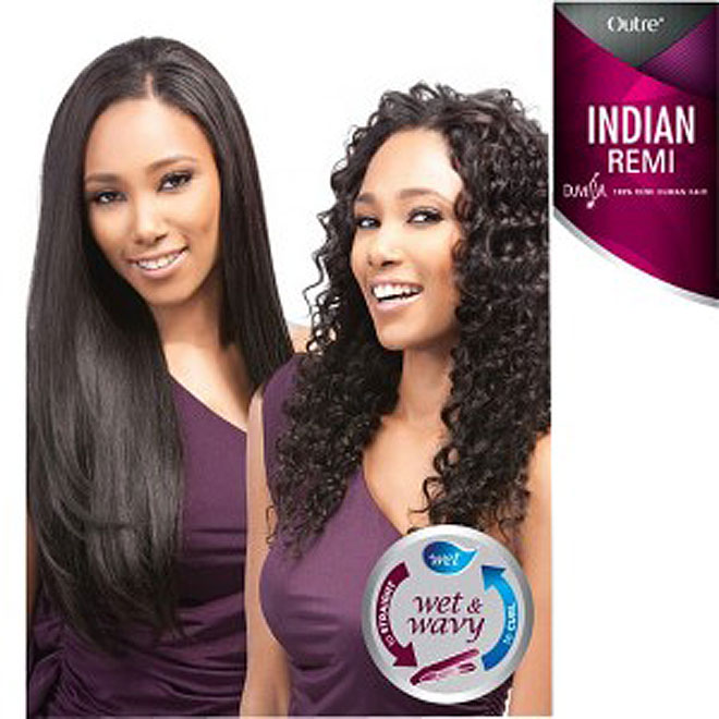 Outre Duvessa Indian Remy Wavy Indian