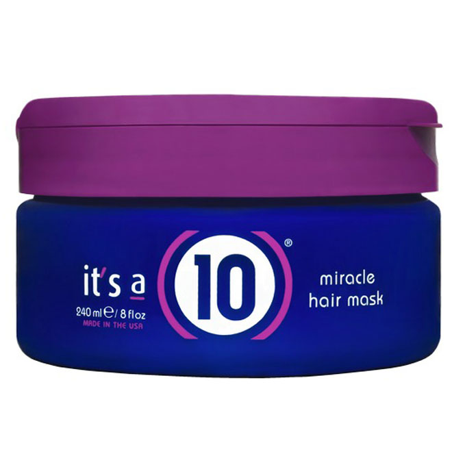 It's a 10 Miracle Hair Mask 8fl oz